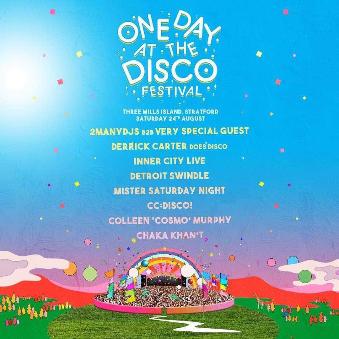 London Music Festival Disco