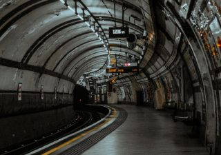TUBE DUST LONDON