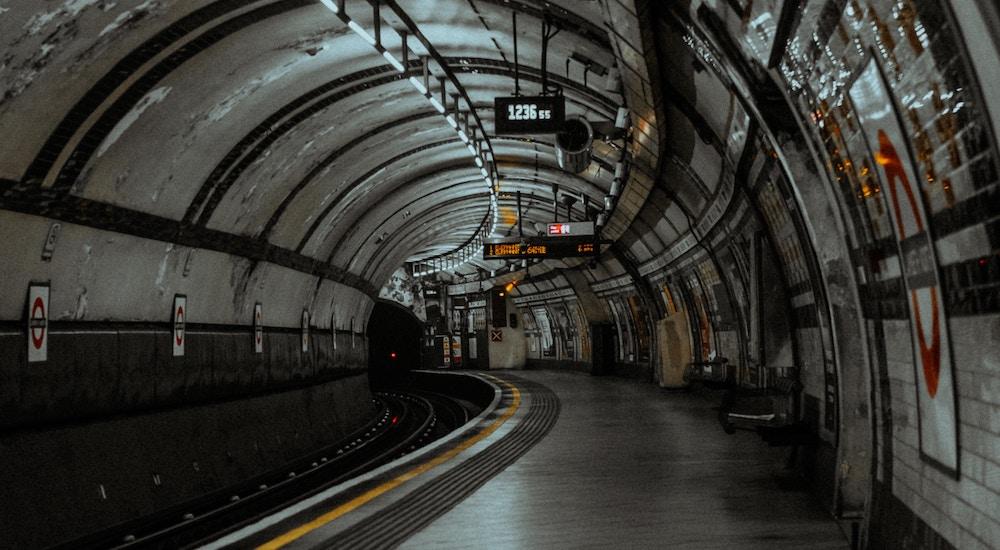 TUBE DUST LONDON