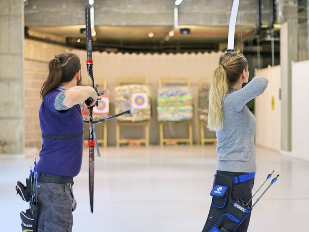 Alphabet Dating Ideas London – A is for Archery