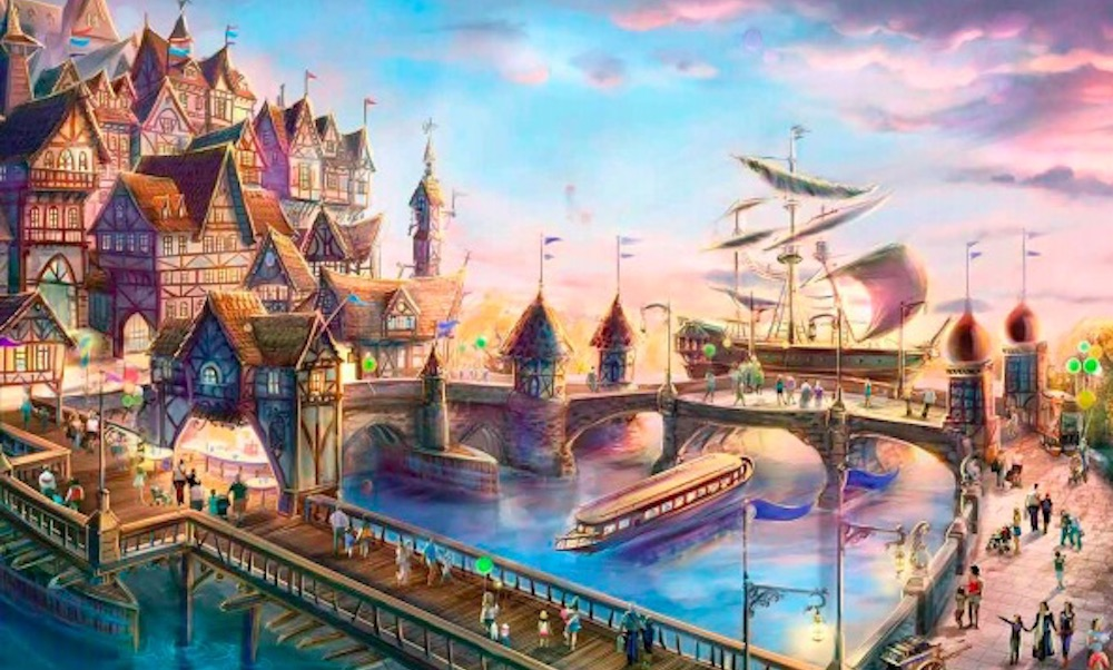 Will London S Disneyland Style Theme Park Actually Ever Happen