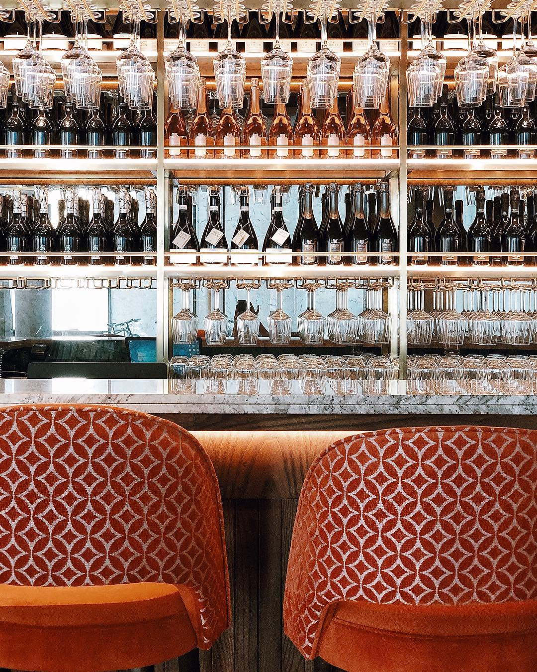 Prosecco House. (Photo: @therollinsonlondon)