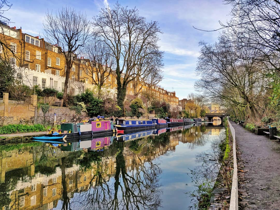 Alphabet Dating Ideas London – R is for Regent's Canal