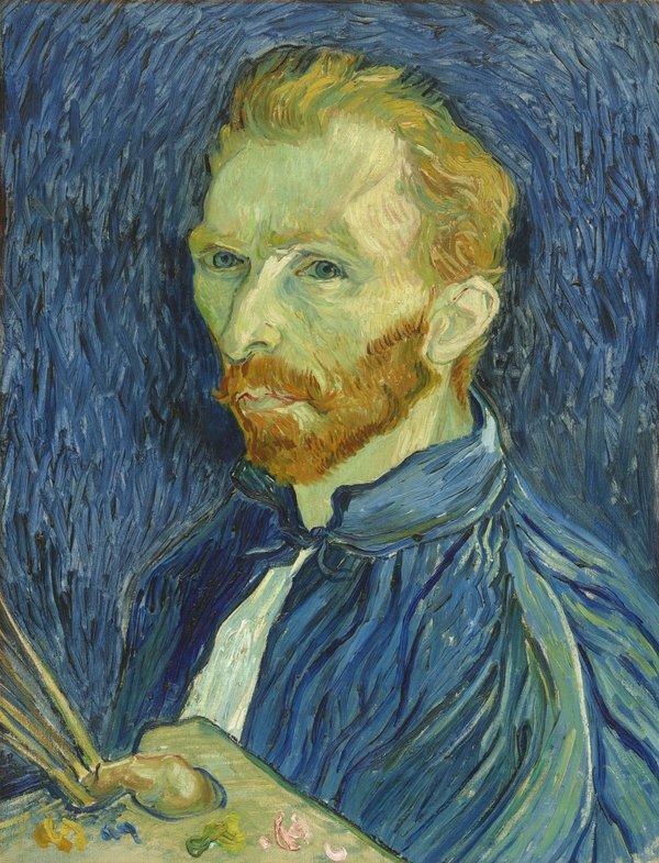 Van Gogh exhibition London