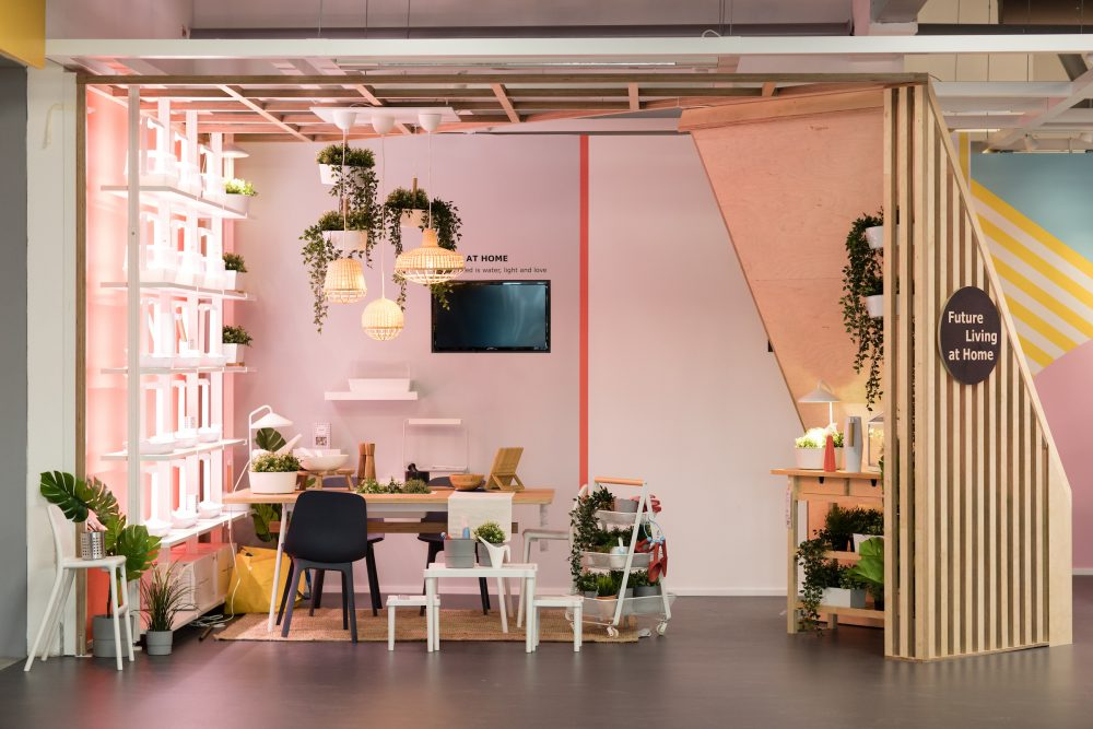 ikea greenwich in pictures a look inside london 39 s new. Black Bedroom Furniture Sets. Home Design Ideas