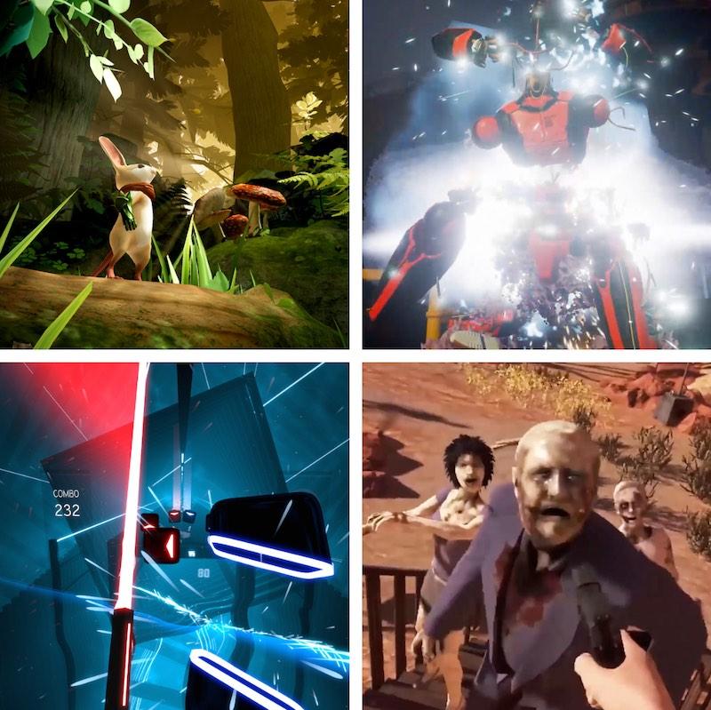 Otherworld VR Games