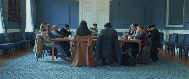Justice Syndicate jury meeting