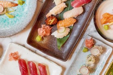 Unlimited Sushi Brunch