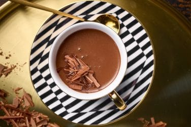 Secret Hot Chocolate Bar
