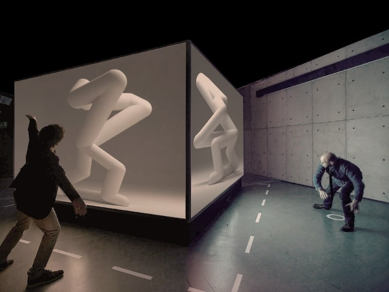 Art exhibition AI Barbican