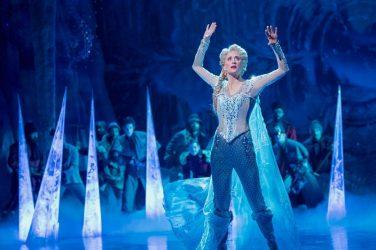 Frozen musical
