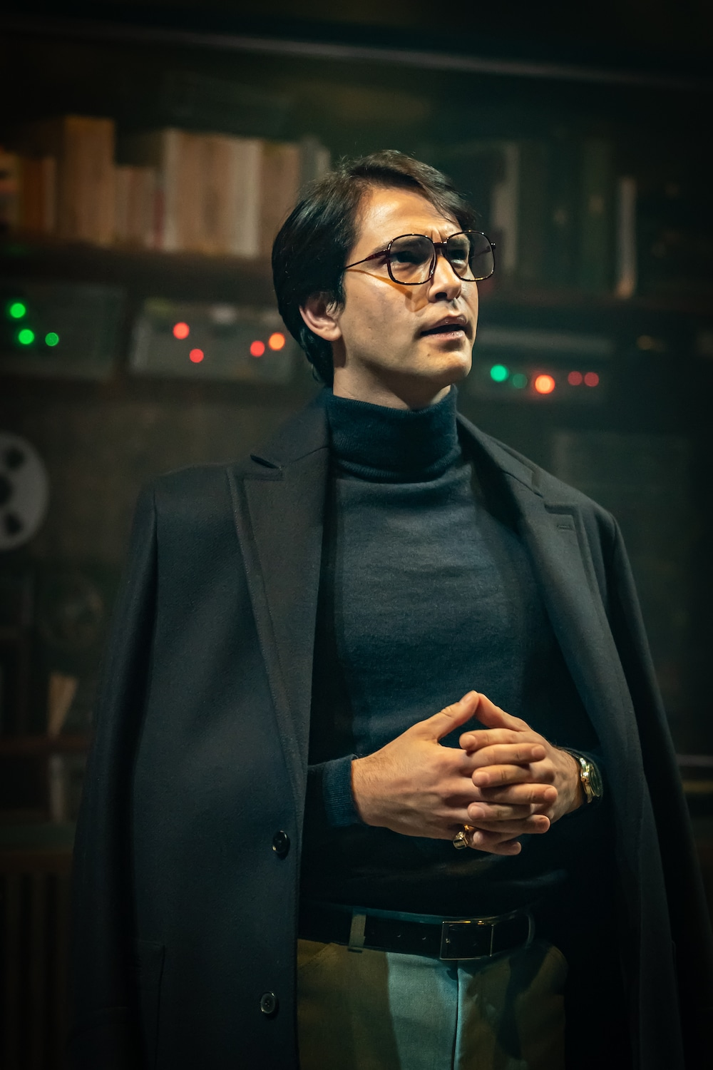 Review: Berberian Sound Studio At The Donmar Warehouse
