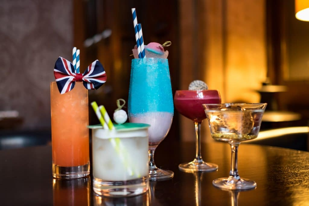 Spice Girls Cocktails