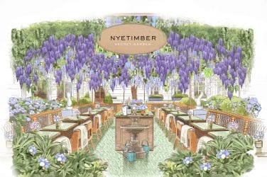 Nyetimber Secret Garden