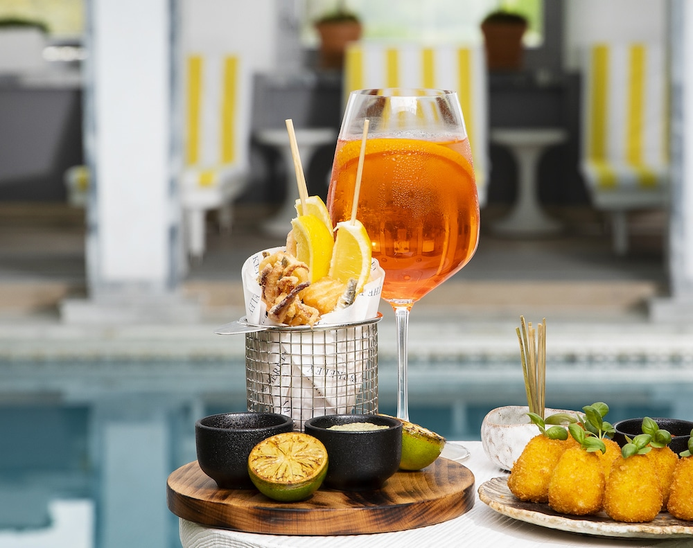 La Dolce Vita –cocktails and food