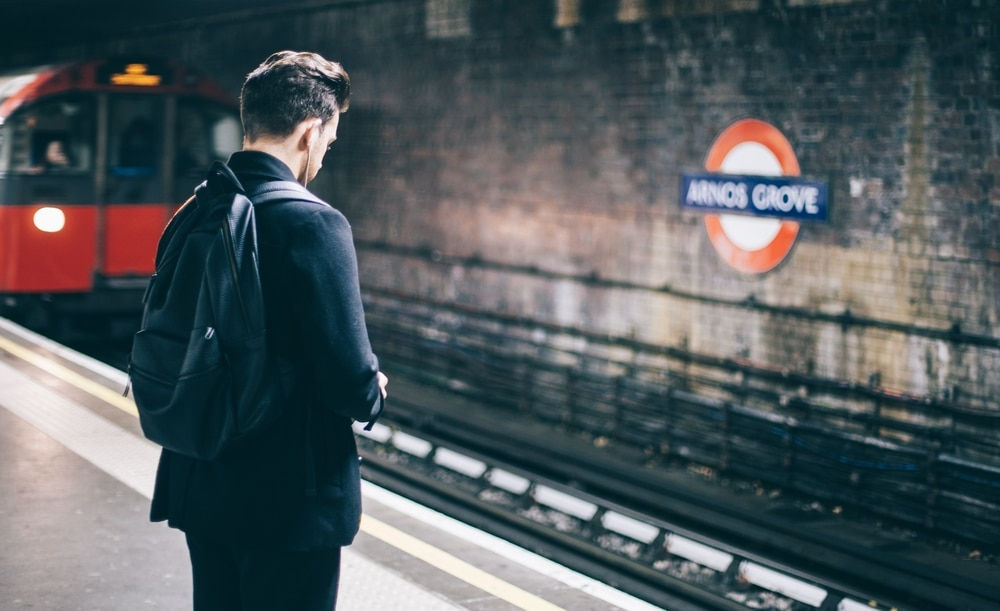 Tube Noise Map: The Noisiest Spots On The Underground Revealed