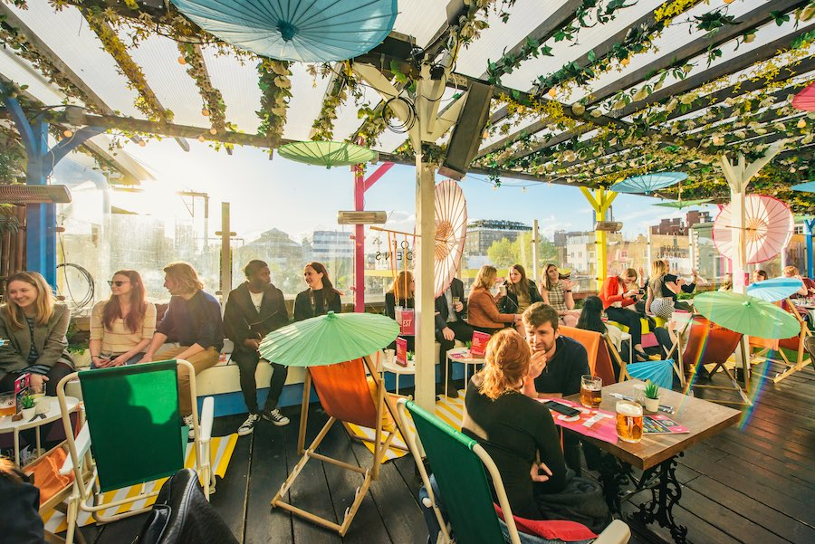 The 26 Greatest Rooftop Bars In London Complete 2019 Guide