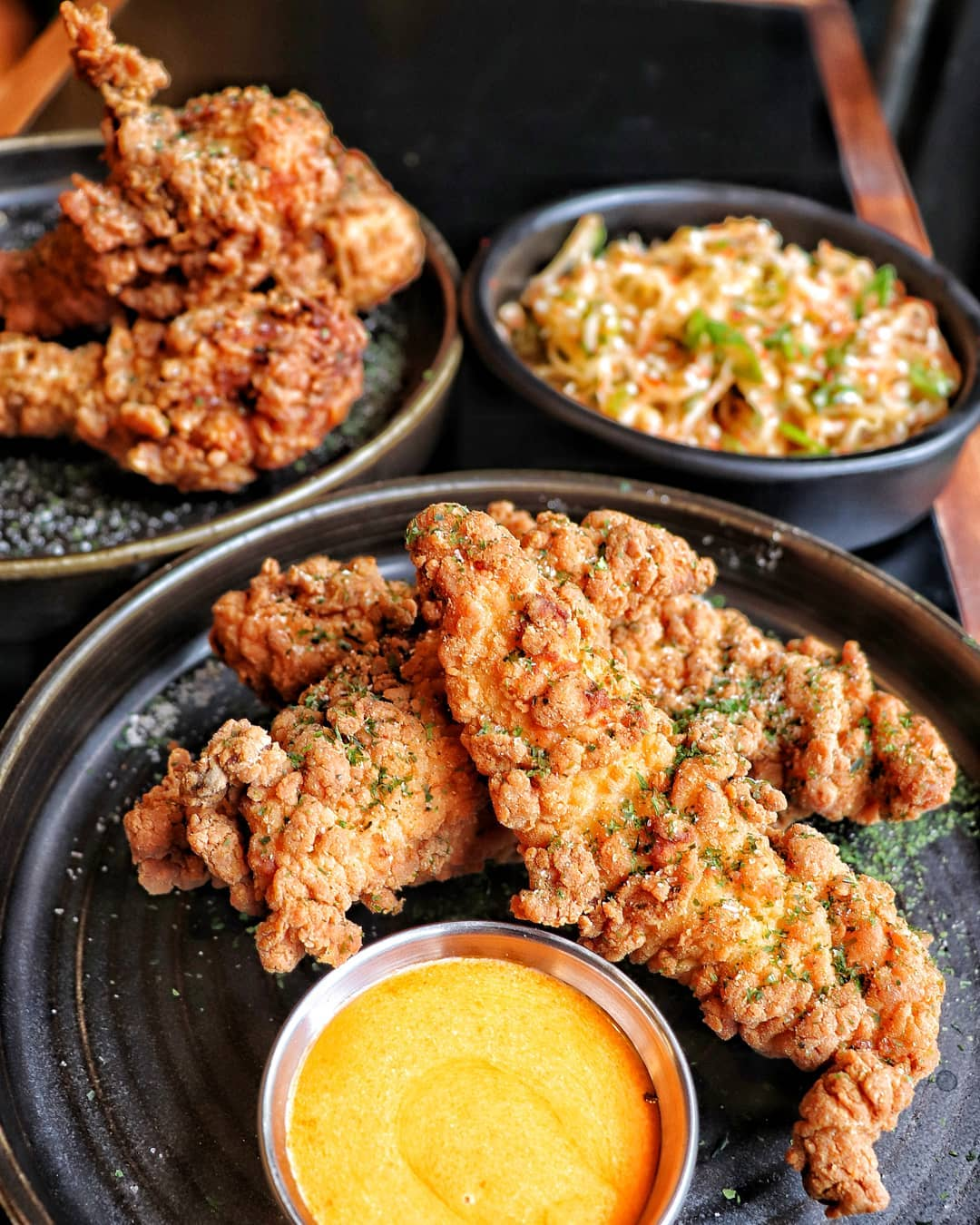 The Seriously Insta Worthy Fried Chicken Restaurant In Soho
