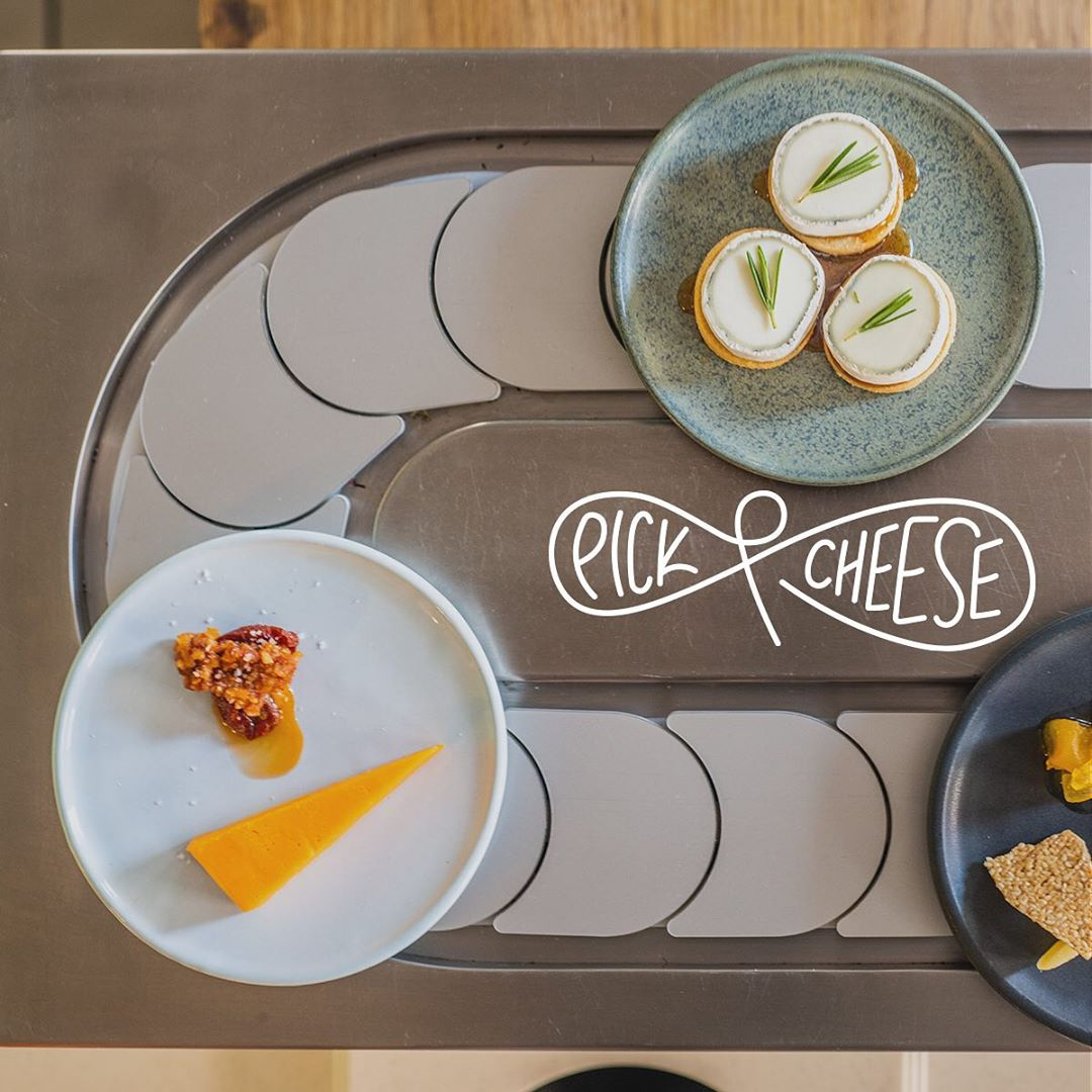 imagen pick and cheese london