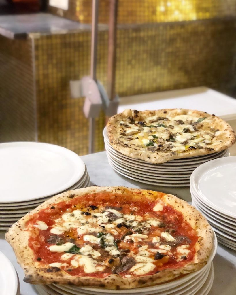 The 'World's Best Pizza' Restaurant Is Opening A Second London Branch