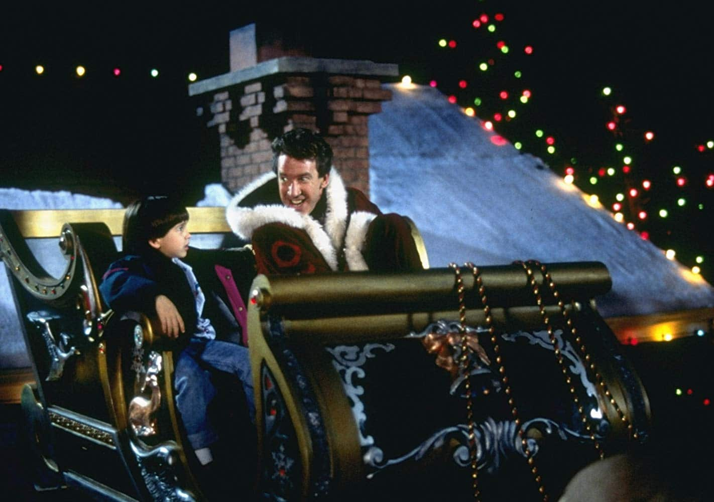 A TV Channel Dedicated Entirely To Christmas Films Is