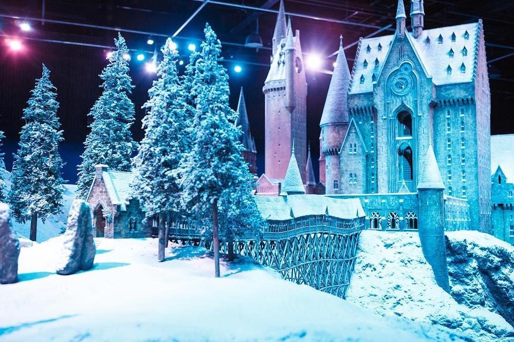 Harry Potter Christmas.Harry Potter Christmas Dinner Tickets Go On Sale Tomorrow