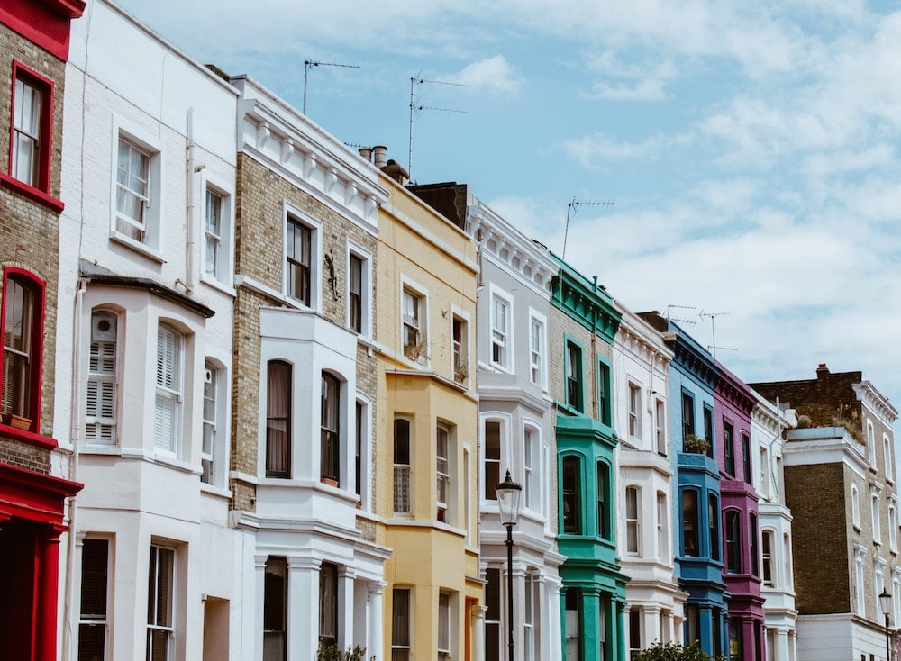 Research Reveals London House Prices Are 353% Higher Than