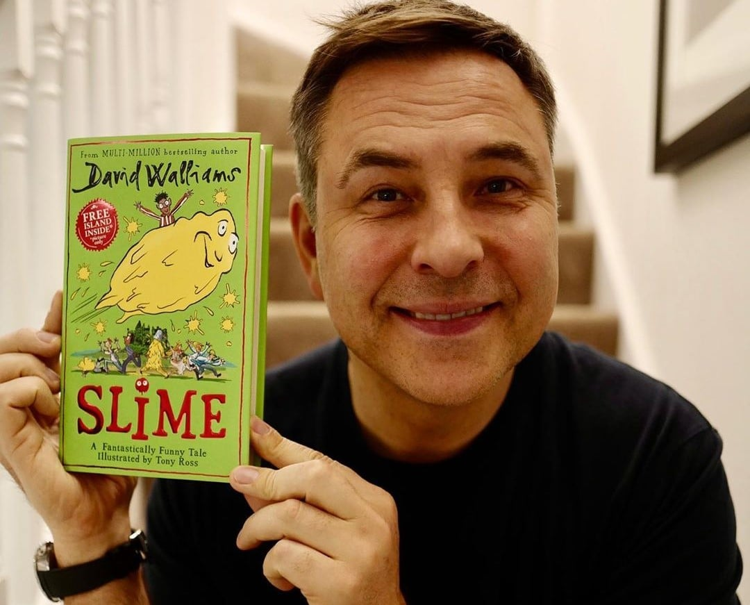 David Walliams Is Releasing 30 Free Audio Books For Children