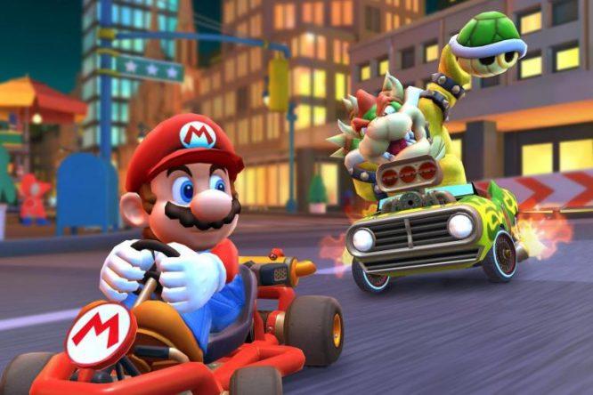 Mario Kart Ride Theme Park Nintendo
