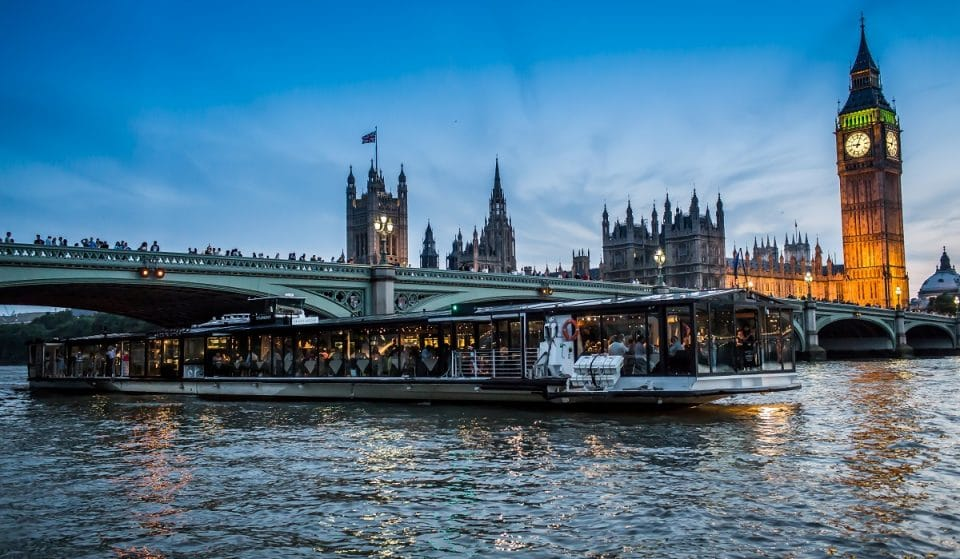 Swinging Jazz Nights Are Coming To London's Fabulous Floating Bar