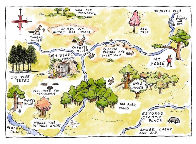 winnie the pooh airbnb