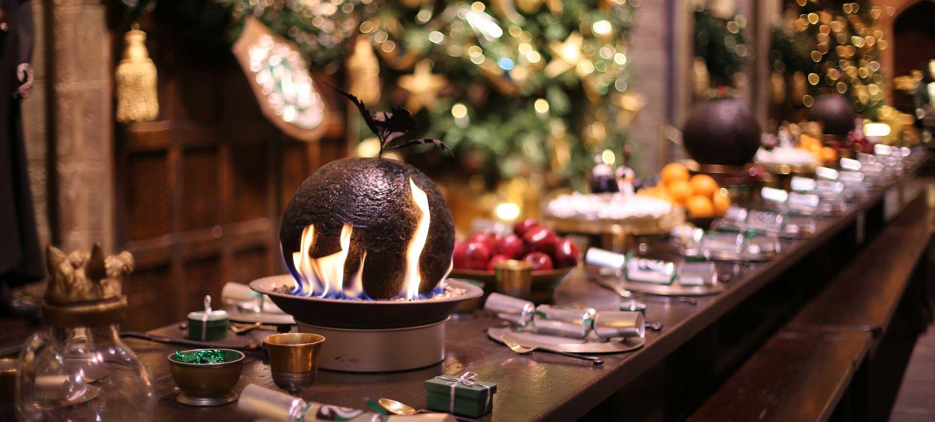 dinner-christmas-hogwarts