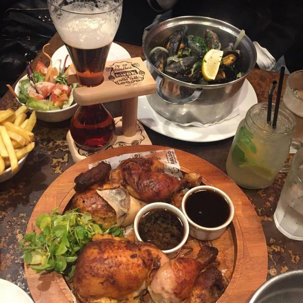 Eat around Europe