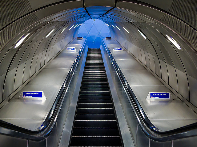 london-underground-escalators-tube-facts