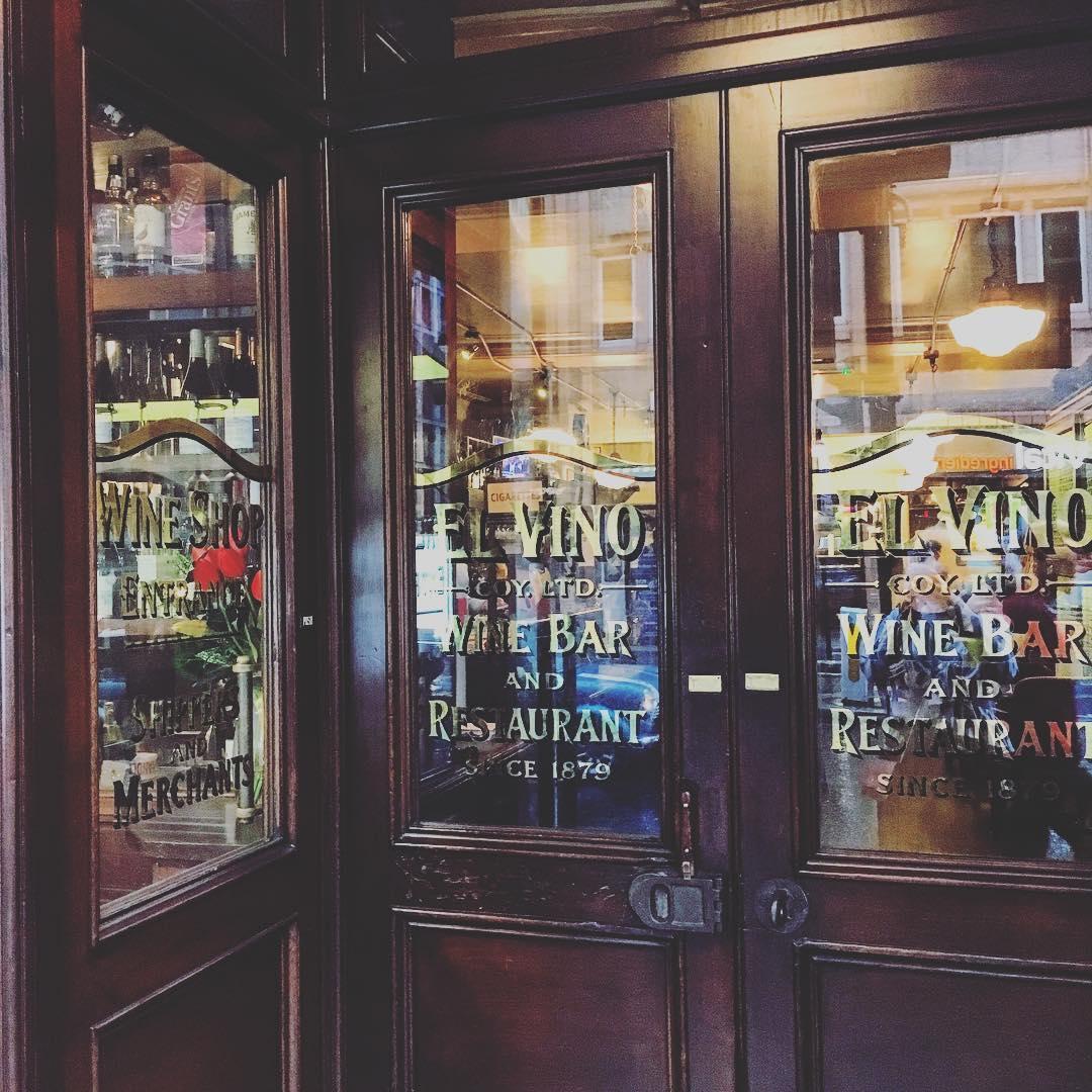 El Vino Wine Bar City of London