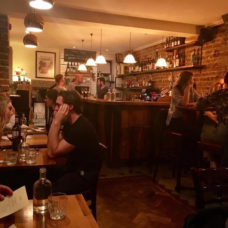 Remedy Wine Bar London