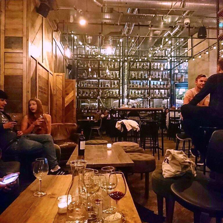 Vagabond Wine Bars in London