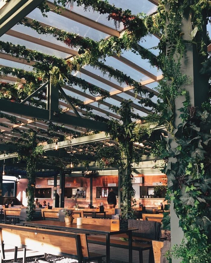 Pergola Paddington Central