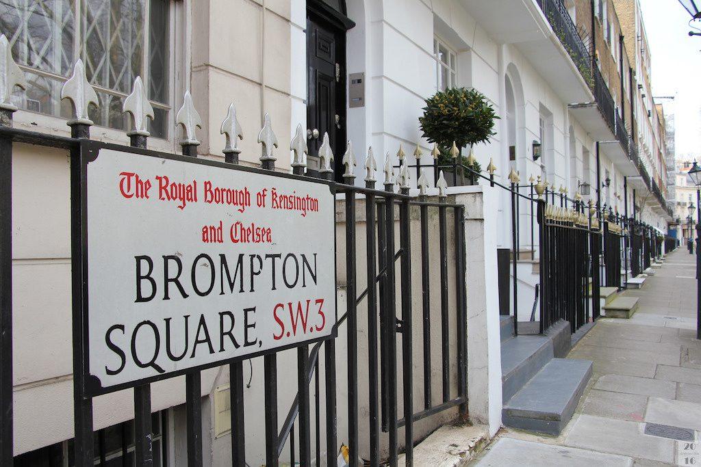 Brompton Square, London