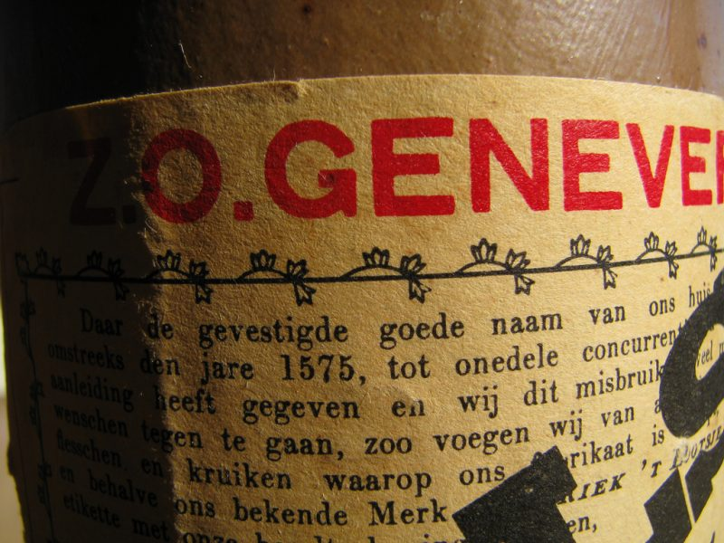 genever-gin-dutch-holland-gin-facts