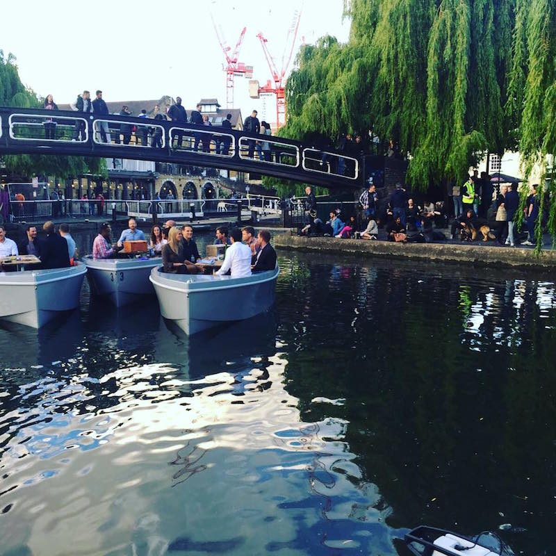 London Boat Hire Camden