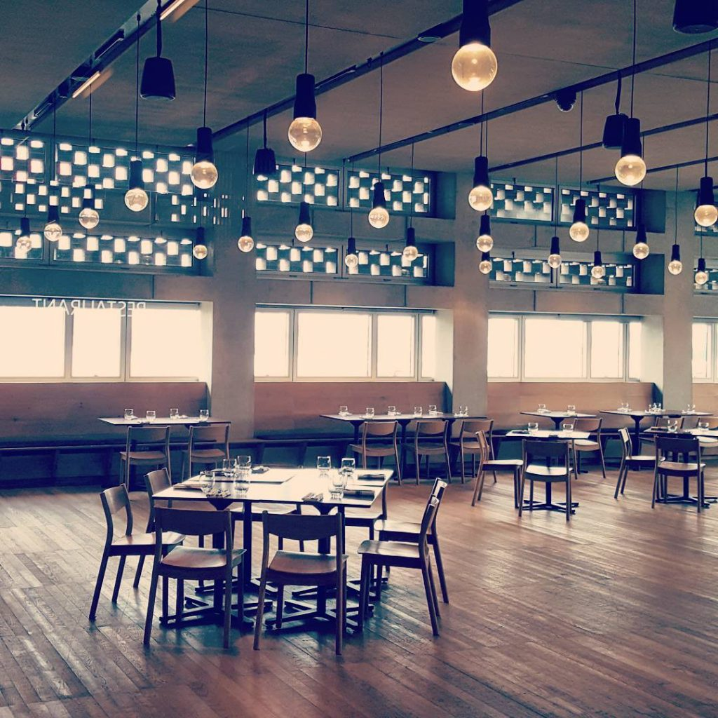 Ok The Actual Tate Modern Restaurant ➀