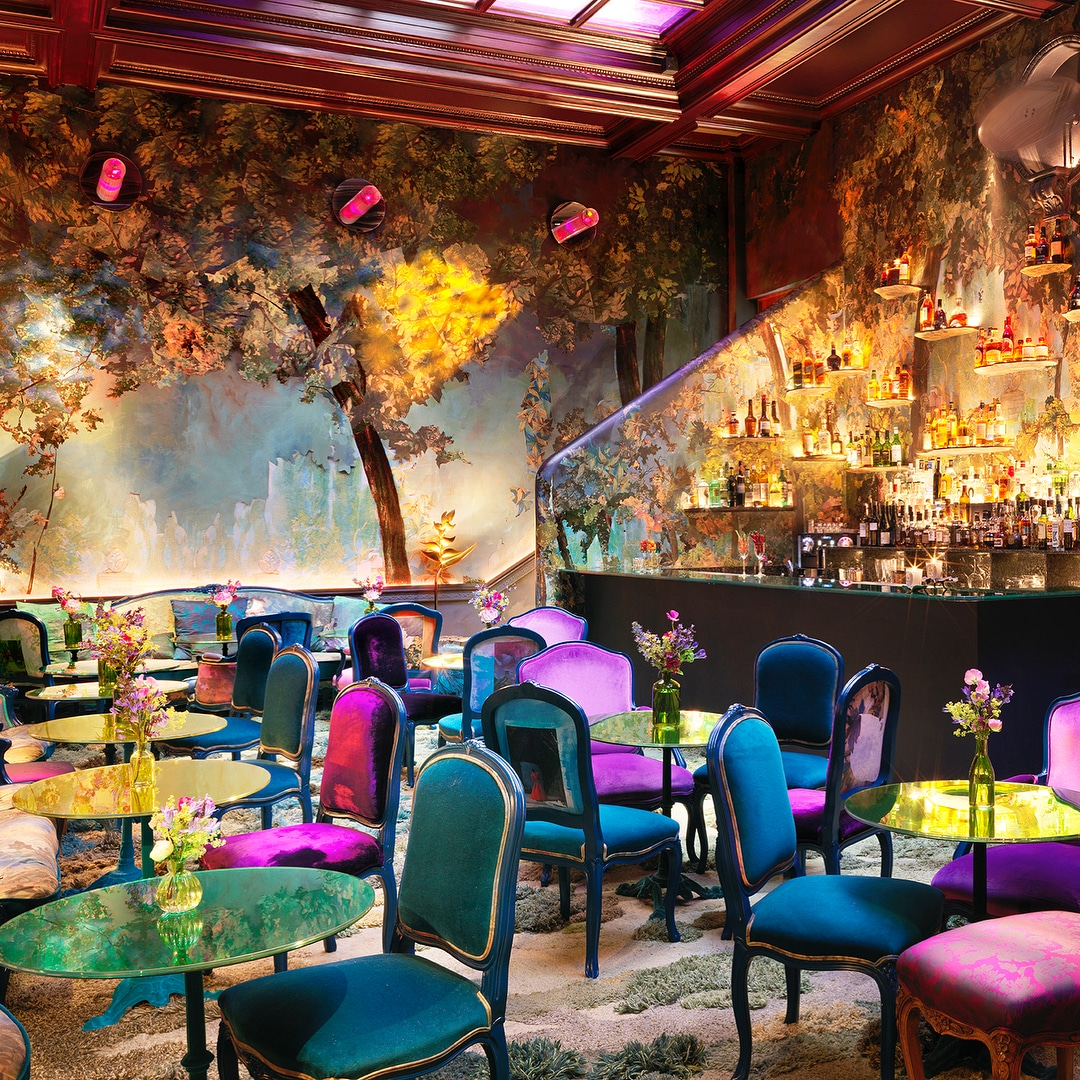 Sketch is quite possibly the most beautiful restaurant in