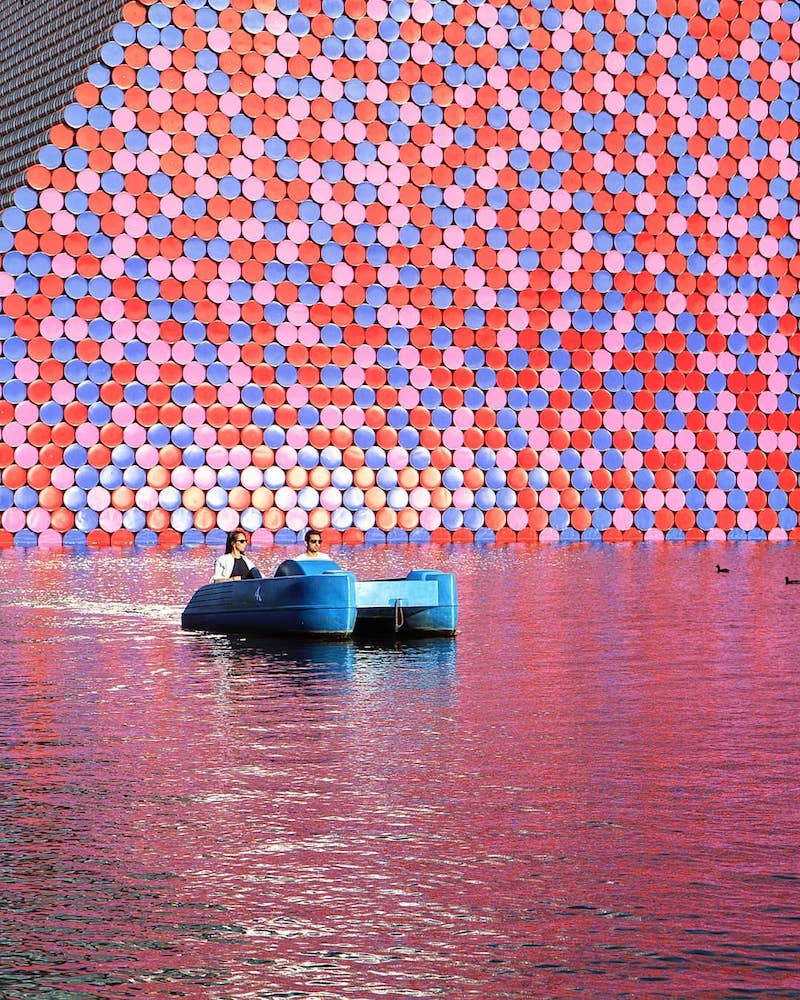 Mastaba Serpentine London