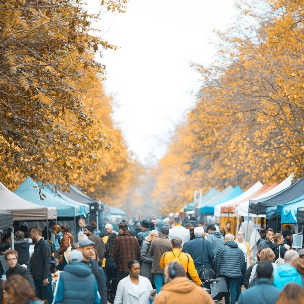 Weekend markets