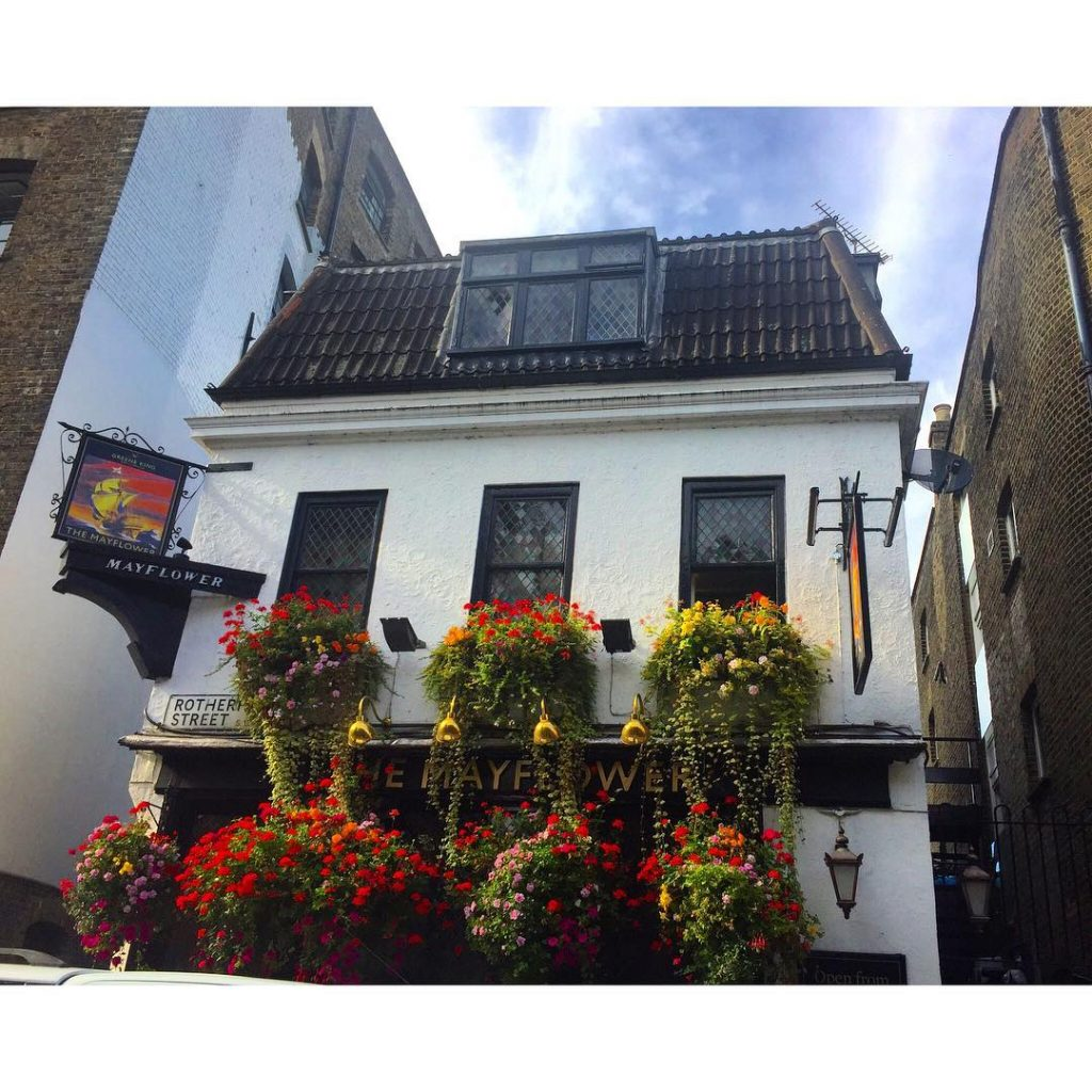 London's Oldest Pubs: Mayflower, Rotherhite
