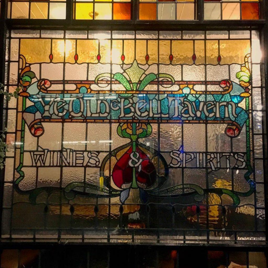 Oldest pubs in London - The Old Bell, Fleet Street