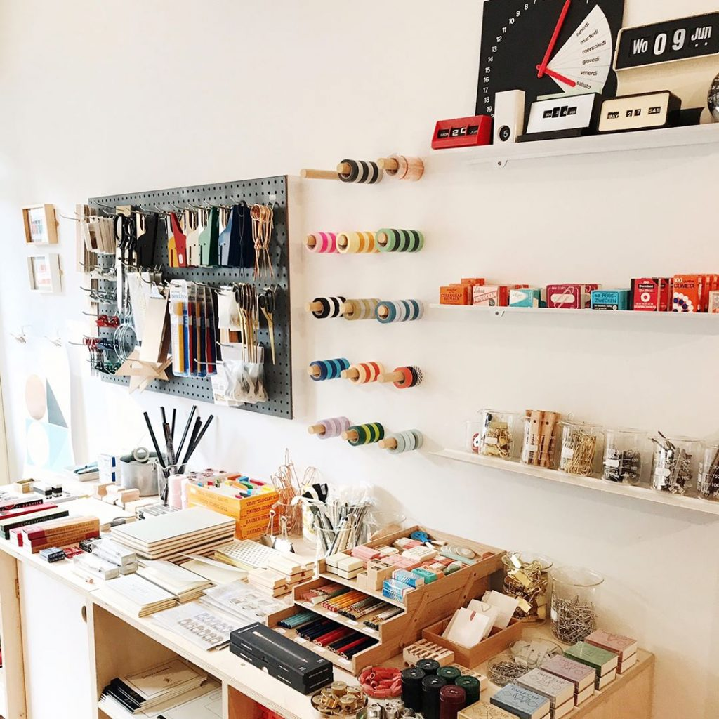 Stationery shops London: Present and Correct