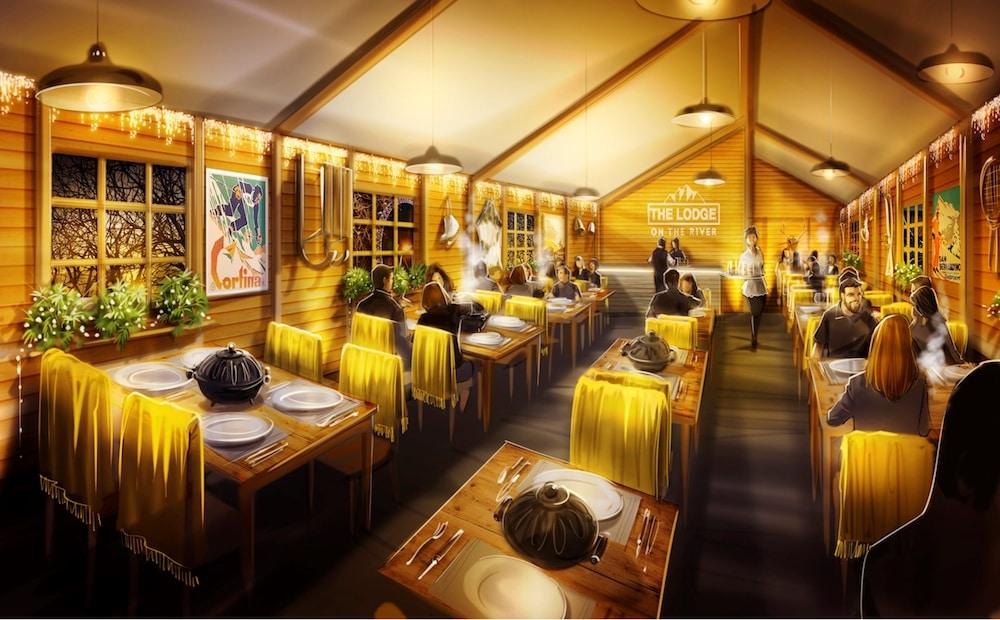 Jimmy Garcia The Lodge Inside Render