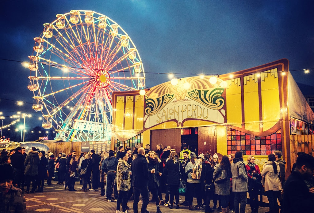 Winterville London Christmas